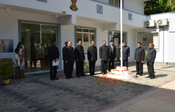 69th Independence Day Celebrations at CGI, Hambantota