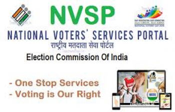 NVSP Portal of ECI for overseas electors