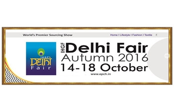 Indian Handicrafts Gifts Fair (IHGF)