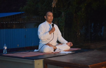 21st June 2016 – International Day of Yoga at Monaragala
