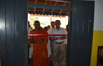 Photographic Exhibition - India Through Sri Lankan Eyes which was held on 19th July 2016