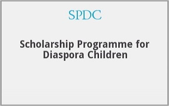 The Scholarship Programme for Diaspora Children(SPDC)