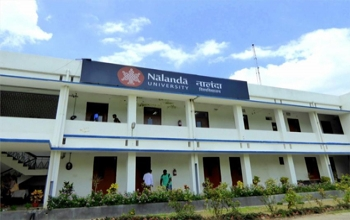 Regarding the admissions for the Master's program for the academic batch 2019-21, at Nalanda University.