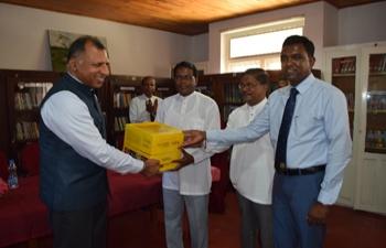 Bharat – Ek Parichay @ Matara Public Library