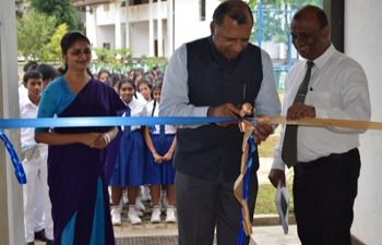 Mahatma Gandhi Photo Exhibition at Siridhamma College, Galle