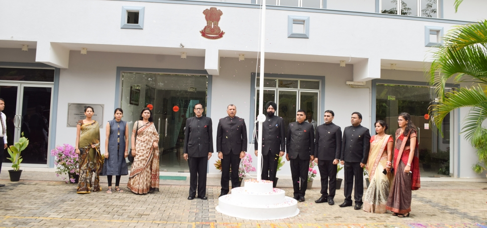 Independence Day celebration at the Chancery 2019