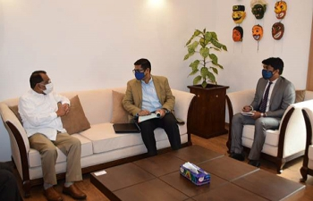 Deputy High Commissioner's visit to Southern Province