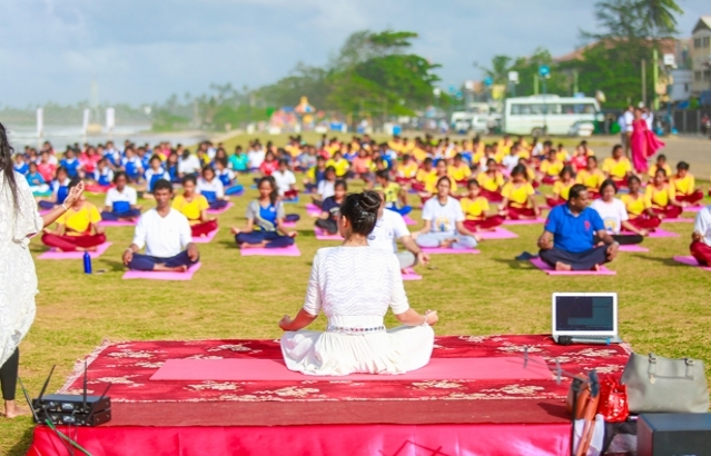 4th International Day of Yoga Celebration- Matara