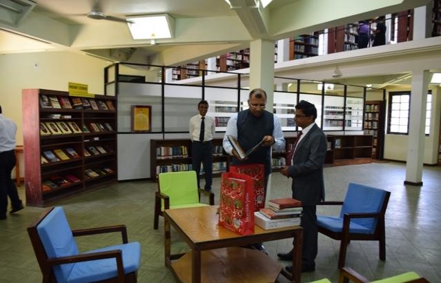 Bharat – Ek Parichay @ University of Ruhuna, Matara.