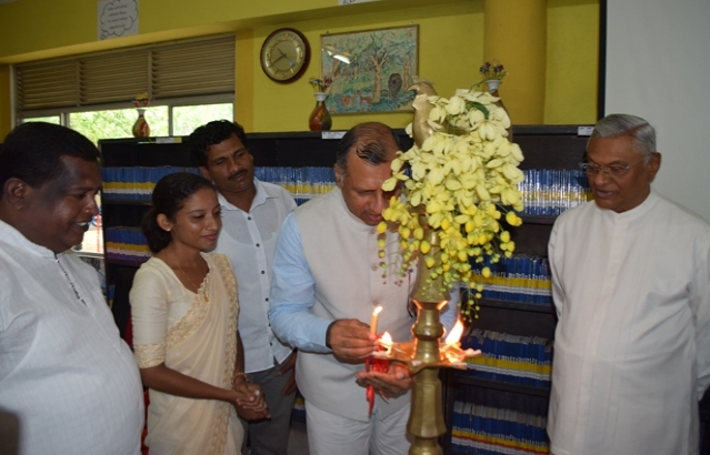 Bharat – Ek Parichay @ Tissamaharama Public Library