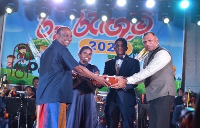 Siridhamma College Galle on 25th February 2020