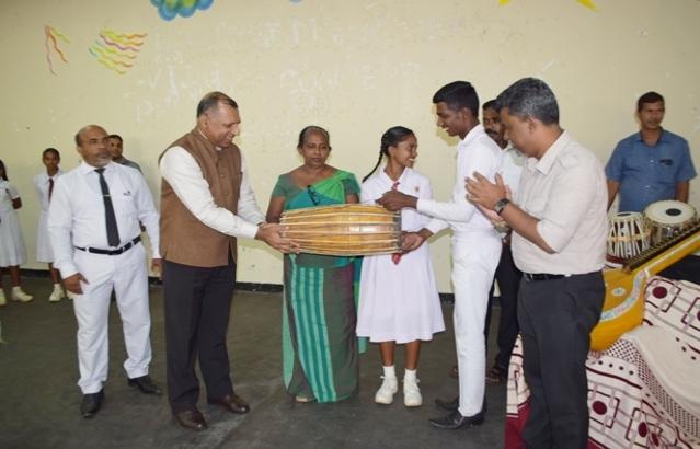 Schools at Deniyaya on 28th February 2020